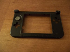 3ds xl replacement front housing