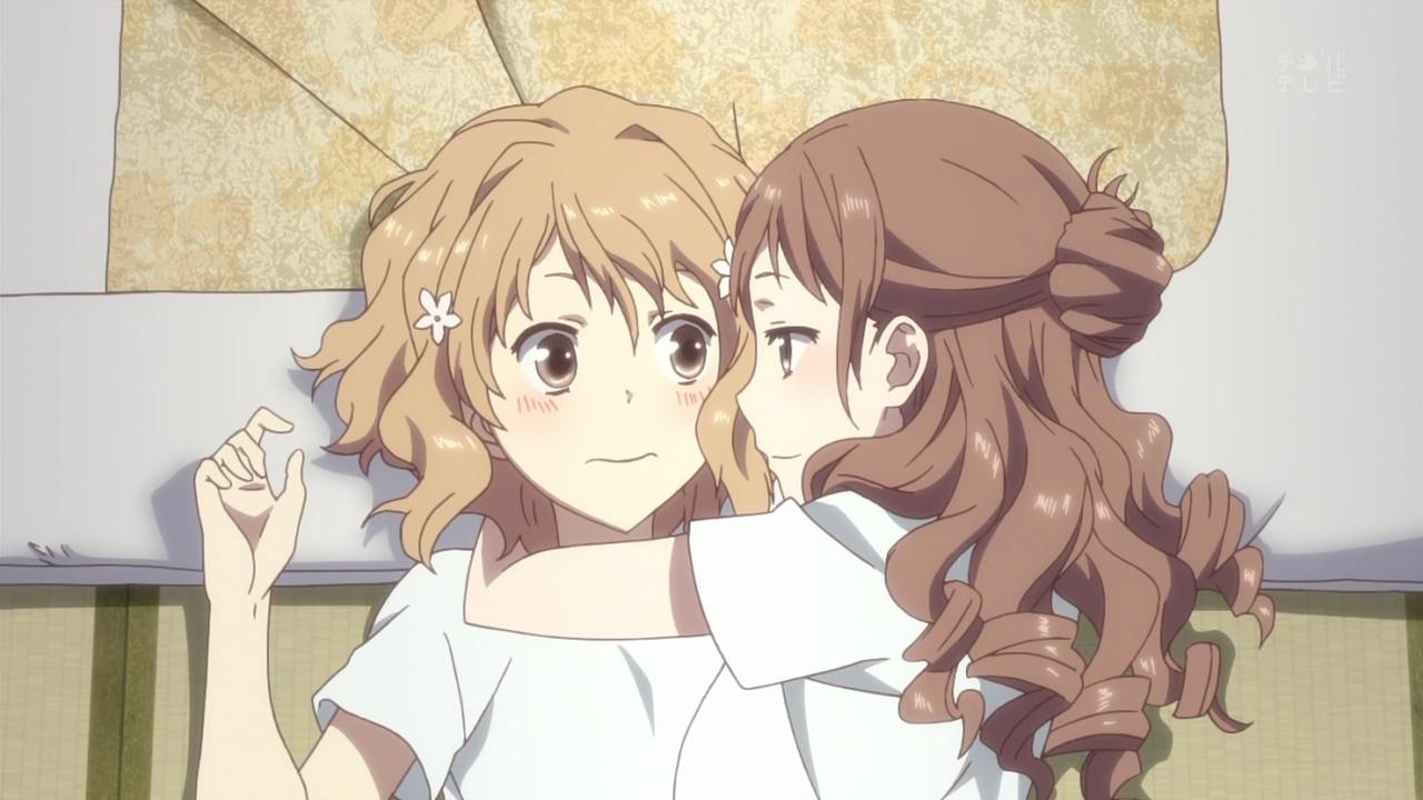 I Love Hanasaku Iroha Smile Citrus